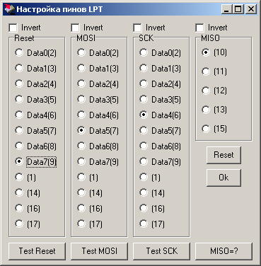 Схема цифрового индикатора