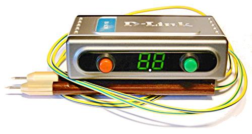 Цифровой измеритель ЭПС на МК